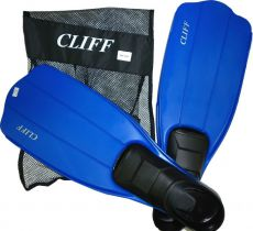 Ласты Cliff DRA-F12 M Blue